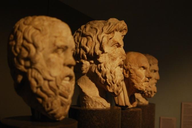 Socrates, Plato, Aristotle Report