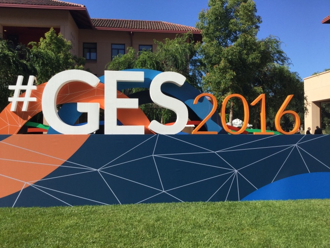 Obama and Facebook's Mark Zuckerberg talk Global #Entrepreneurship @GES2016