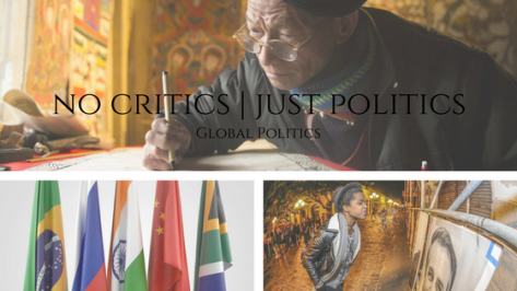 No Critics | Just Politics