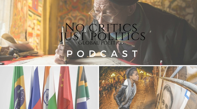 Check out the @No_Critics Just Politics #Podcast Episode 7 w/ #SharonElaineHill on #NoCriticsJustPolitics