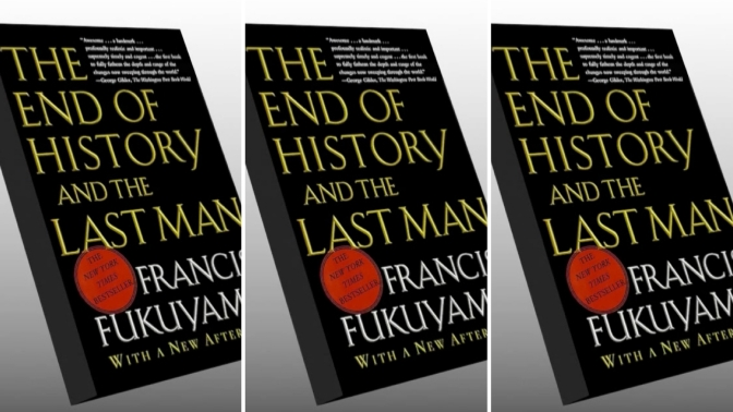 #📚Books to #read in #2018 & #BookOfTheMonth: The End of History and the Last Man by Francis Fukuyama  #NoCriticsJustPolitics