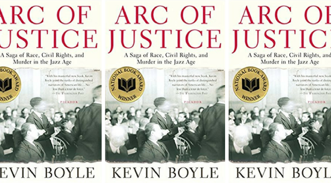 #📚Books to #read in #2018; Arc of Justice: A #Saga of #Race, #Civil Rights, and Murder in the #JazzAge #NoCriticsJustPolitics