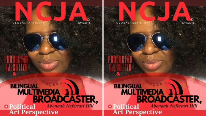 #Creator of 'The' No Critics… (@JustArtists) #brand , 🎬Executive Producer & #Bilingual #Multimedia Broadcaster📡 @AbenaahNefertari #NCJLifestylesAndFashion