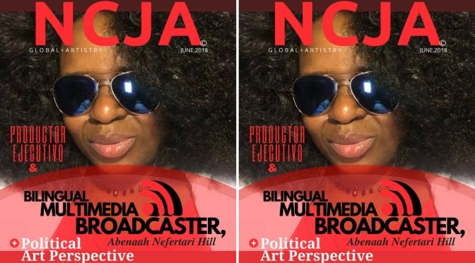#Creator of 'The' No Critics… (@JustArtists) #brand , 🎬Executive Producer & #Bilingual #Multimedia Broadcaster📡 @AbenaahNefertari #NCJLifestylesAndFashion