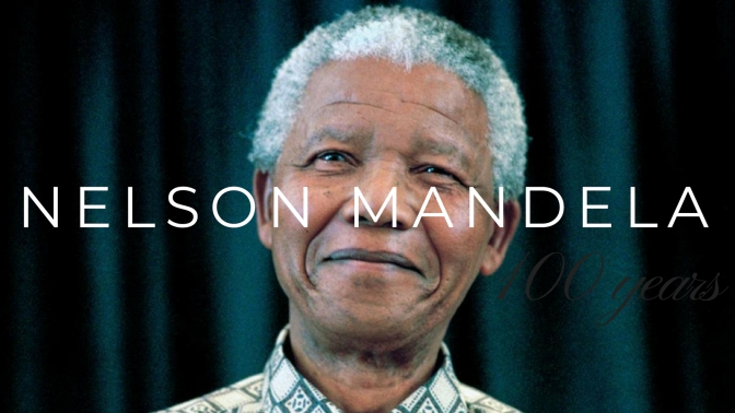 Iconic Philanthropy: @NelsonMandela #International Day July 18 #MandelaDay #Mandela100 #NoCriticsJustPolitics