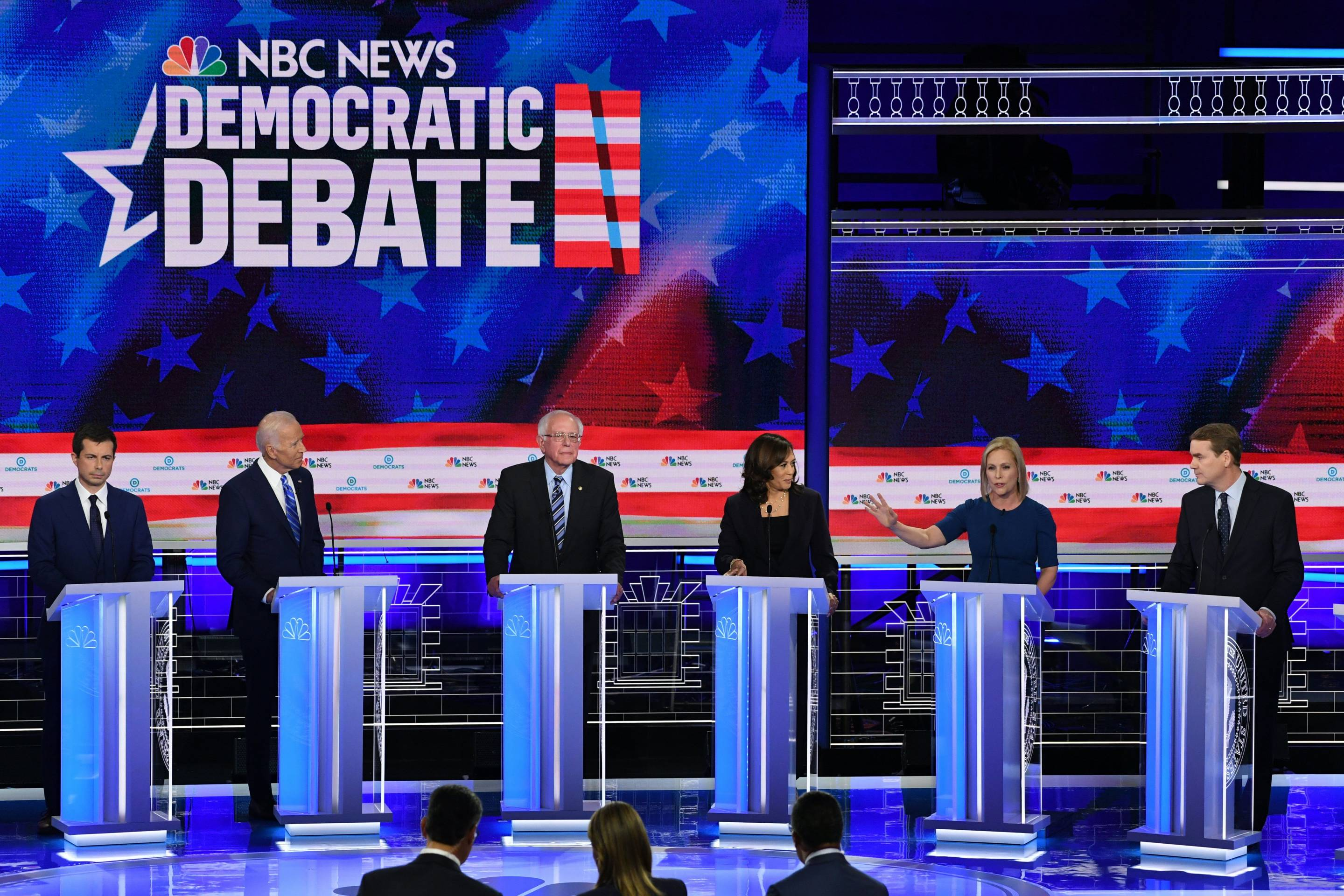 USA: 2020 Presidential Debate Round #2 ' A Go!' Lineups below #NoCriticsJustPolitics